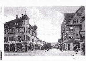 Aalen Heilbron Kaufhaus 1926