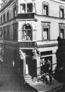 Kaufhaus Max Eis Jude Eltville