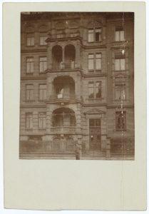 Judenhaus Wiesbaden Bahnhofstr. 46