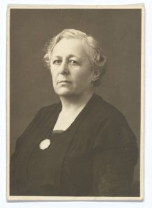Hedwig Strauss, geb. Rödelheimer Judenhaus Wiesbaden Bahnhofstr. 46
