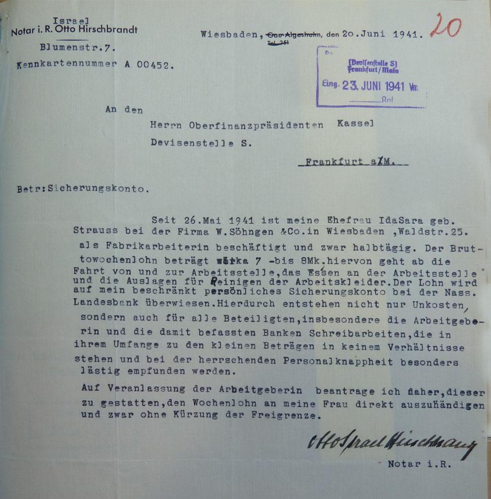 Brief Von Otto : Otto hirschbrandt seine frau ida und die tochter helga