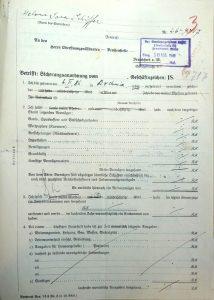 Helene Schiffer Judenhaus Blumenstra. 7 Wiesbaden Juden