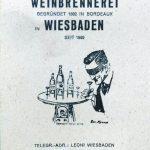 Judenhaus Wiesbaden Cjeruskerweg 3 Henriette Heinrich Leoni Rosa Gutmann
