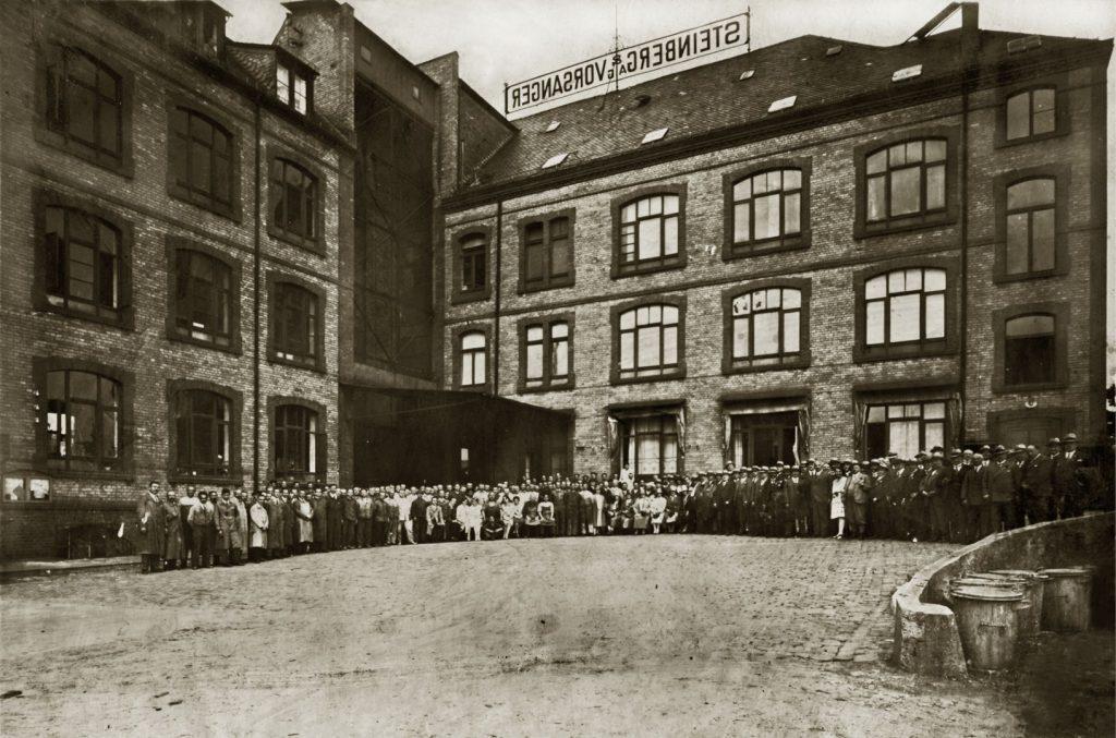 Moritz Steinberg Grillparzerstr. 9 Judenhaus Wiesbaden