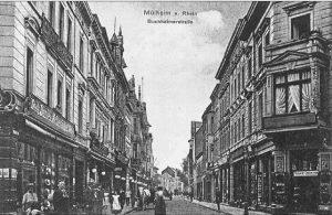 Blühdorn Judenhaus Wiesbaden