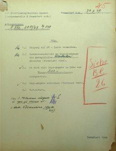 Hedwig Mamsohn, Judenhaus Wiesbaden, Bahnhofstr. 25, Juden