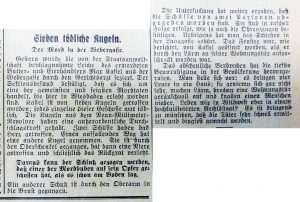 Mord an Max Kassel, Wiesbaden, SA-Mord, Juden Wiesbaden