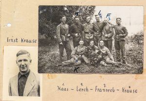 Franzreb, Haas, Lerch, Krause SA-Männer Wiesbaden, Mord Max Kassel