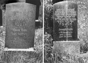 Josef Kahn, Emma Kahn, Jenny Kahn, Ida Kahn, Hannchen Kahn, Jakob Kahn, Rosa Kahn, Judenhaus Wiesbaden