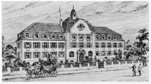 Ida Kahn, Julius Kahn, Judenhaus Wiesbaden