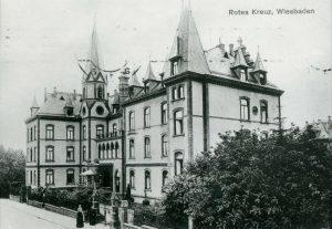 Dr. Siegfried Lande, Maria Lande, geb. Popp, JUdenhäuser Wiesbaden,