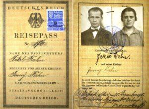 Jenny Kahn Pfaffen-Beerfurth, Judenhaus Wiesbaden, Julius Kahn, Juden Wiesbaden