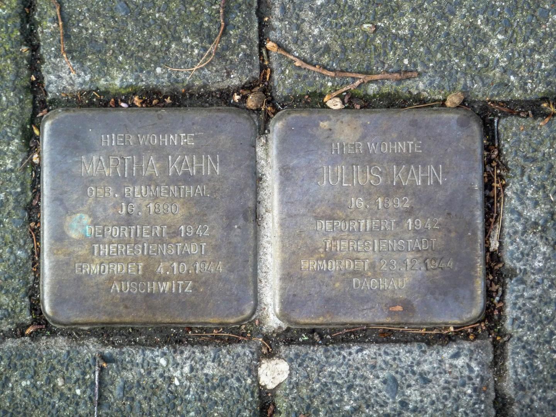 Judenhaus Hallgarter St. 6, Wiesbaden
