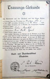 Löwenthal, Hallgarter Str. 6. jüdischer Metzger, Wiesbaden, Judenhaus