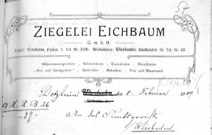Julius Kahn, Aurelie Kahn, Salomon Kahn, Albert Heinrich Hess