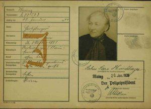 Hirschberger Hugo, Hirschberger Samuel, Hirschberger Ida, Mainz, Wiesbaden Oberlauringen