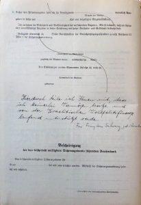 Fanny Schwarz, Rosa Ostrach, Judenhaus Wiesbaden, Hermannstr. 17