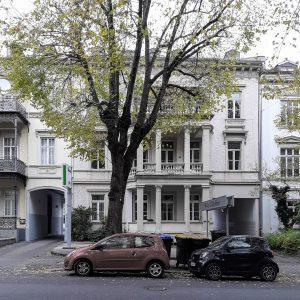 Alfred Marx, Judenhaus Albrechtstr. 17, Adelheidstr. 17