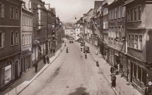 Alfred Marx, Judenhaus Wiesbaden, Scheinfurt, Weinhandlung